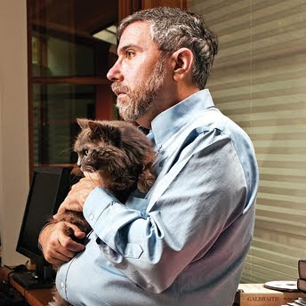Paul Krugman Gives Up