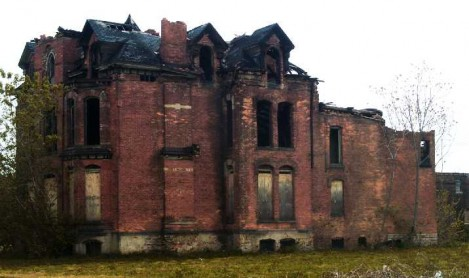 Detroit after a generation of a socialistic gutting.