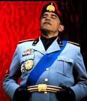 Obama Mussolini