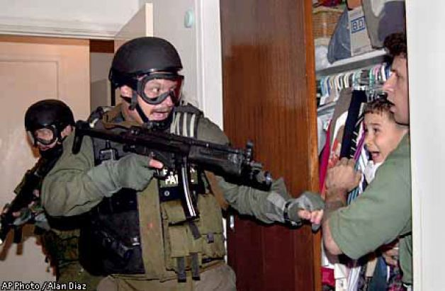 Elian Redux: Barack & Hillary caving to the ChiComs?Yes.