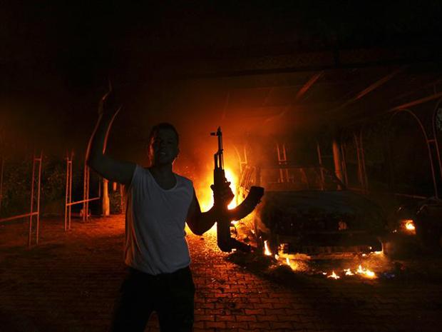 Benghazi terror