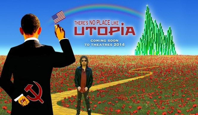 """There's No Place Like Utopia""-Movie To See"