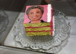 Hillary's Yellow Cake