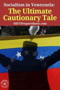 Venezuela cautionary tale