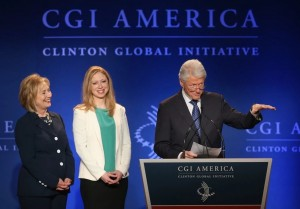 The Clinton Foundation: Lefty Philanthropy benefiting…only itself.