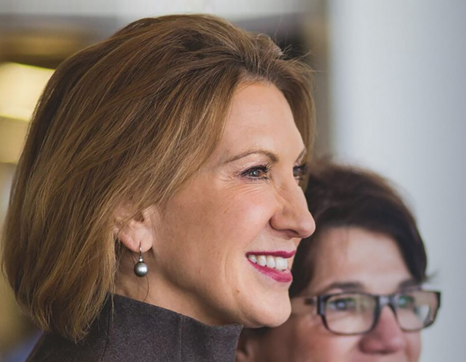 Carly Fiorina, Genuine Feminist