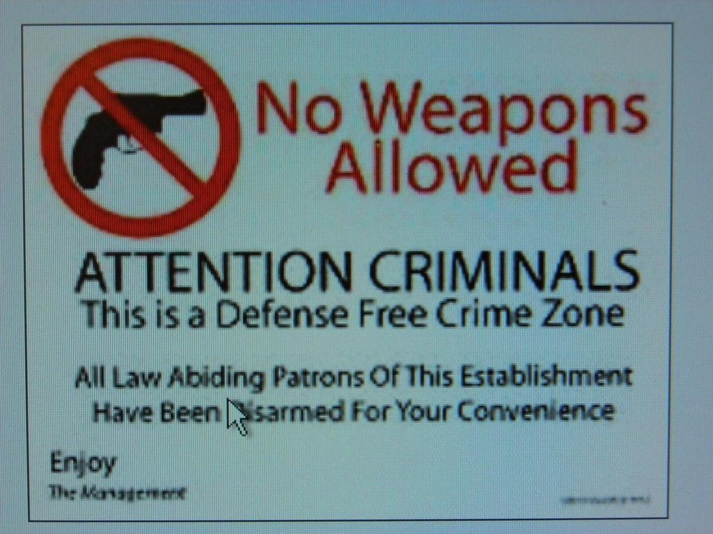 The perfect sign to hang on every Liberal front door, school, work place. C'mon in!!