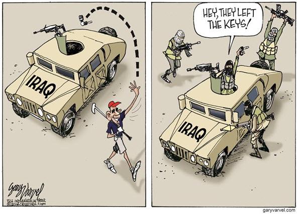 Iraq: Mission Accomplished!