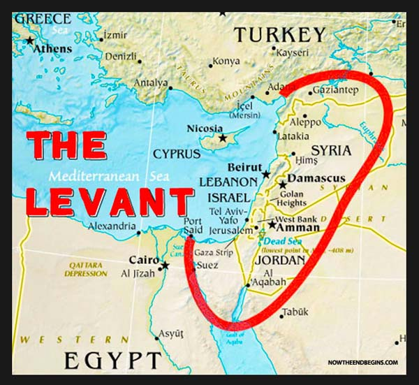Why focus on the real enemy in specific spots when you can destabilize the entire Middle East?
