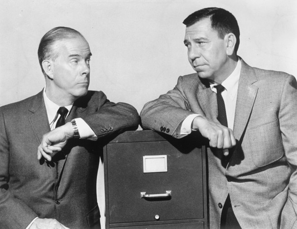 Just the facts, ma'am:Sgt. Joe Friday tells it like it is about America today, yesterday, always.