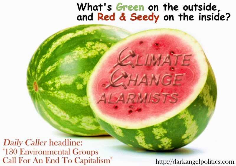 The Fruit of Warmism[1]