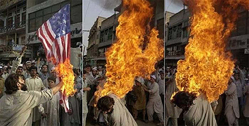 When will they ever learn? Dump on America and the freedom it offers and you get burned.