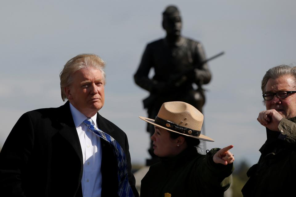 Trump at Gettysburg: Concrete ideas for salvaging America