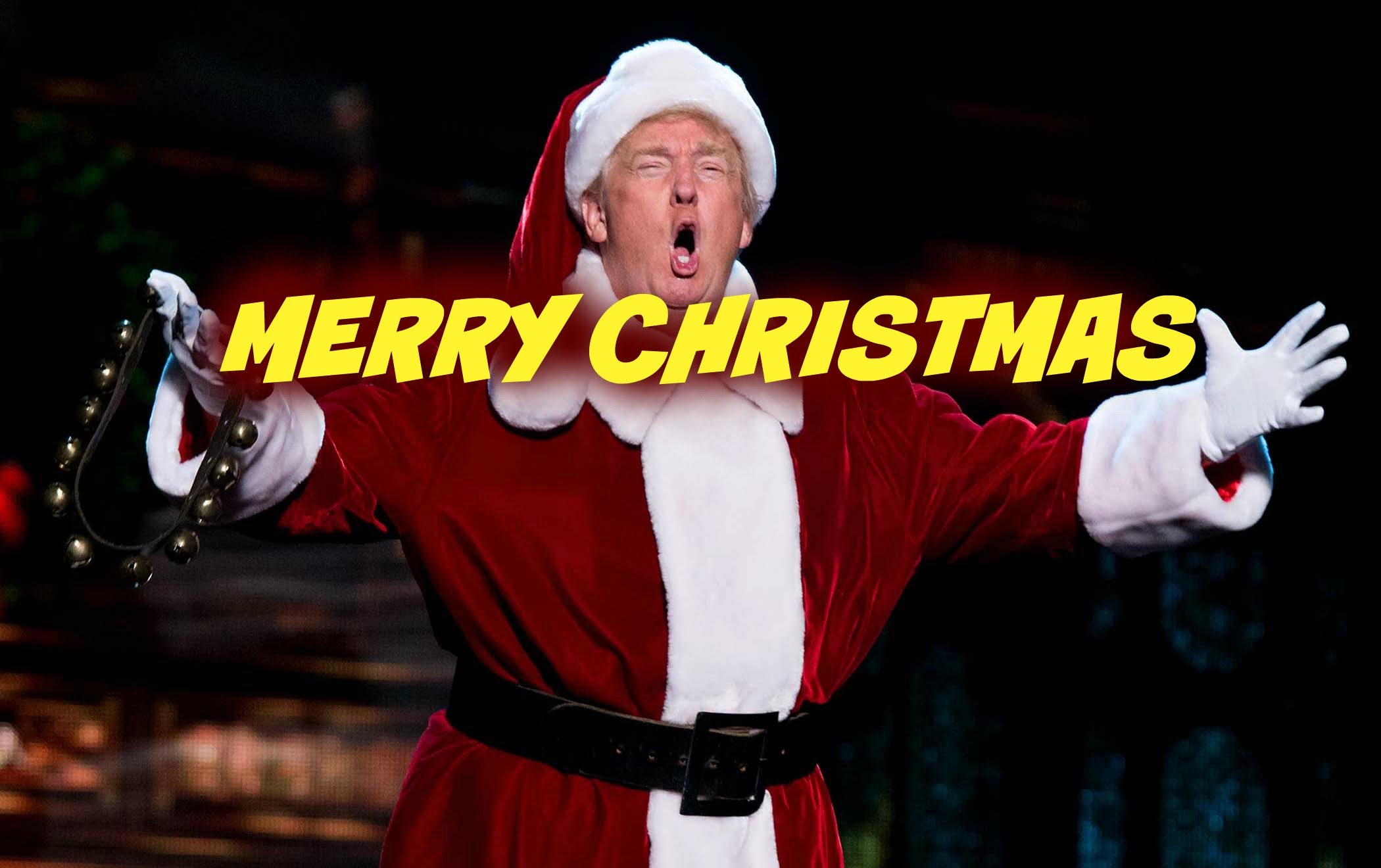 To ALL AMERICANS:Feel free to say Christmas party,Christmas vacationand especially Merry Christmas!