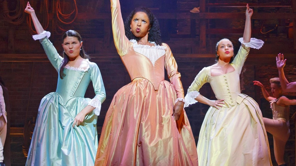 """Hamilton"" not really for ""All of us."""