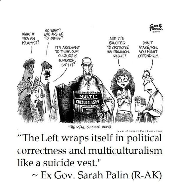 Political correctness, suicide