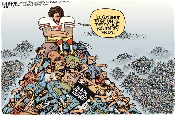 NFL: Just another outpost of the Permanent Racial Grievance Industry.Time to cut off Big Gov funding.