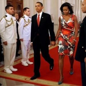 Festive wear for medal of honor