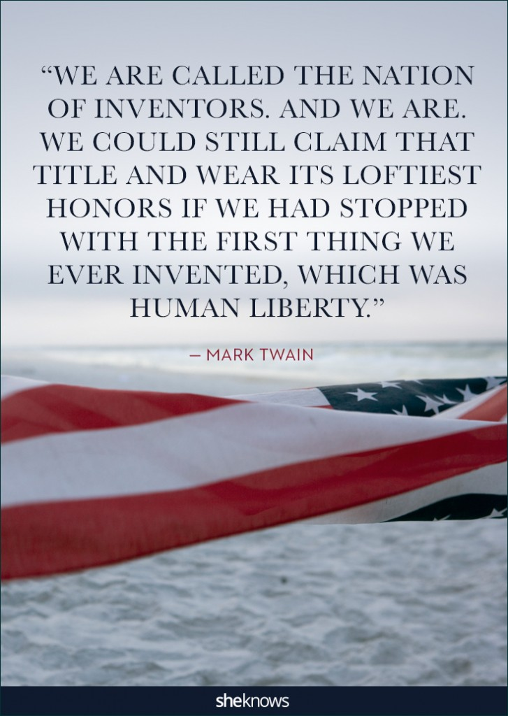 Stop apologizing for American sovereignty and exceptionalism…and yourself.