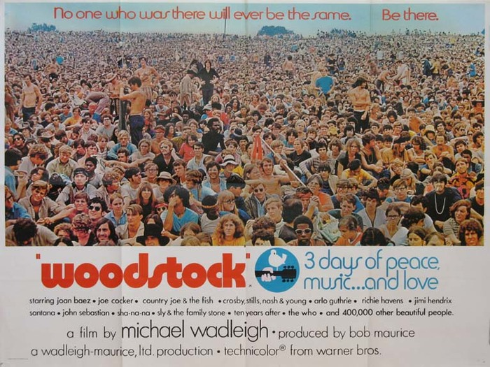 From Woodstock to Winning.