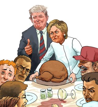 Kevin & Maureen's America: Another Happy Dowd Family Thanksgiving