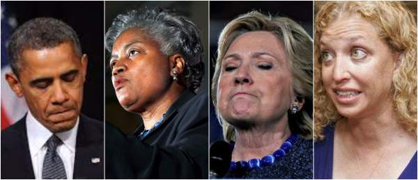 No  good guys: Brazile's expose just a call for Dem image change.