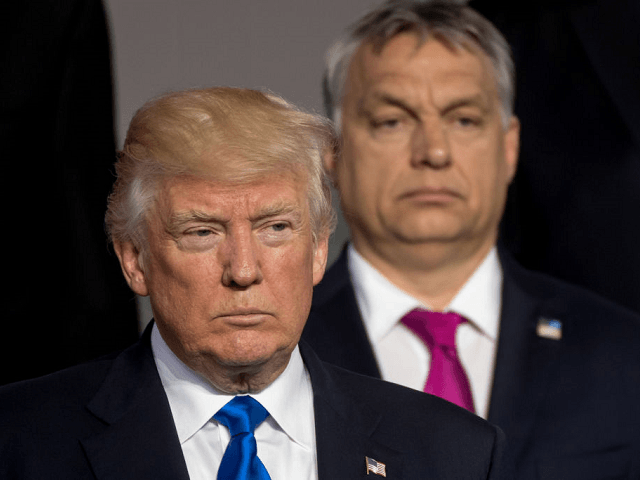 Hungary's Orban, like America's Trump, turns back the tide.