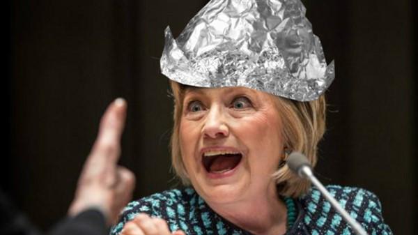 Madam President: the Left's alternate reality.