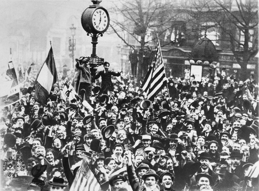 Armistice Day Centennial-A Watershed and Gateway to Modern Times