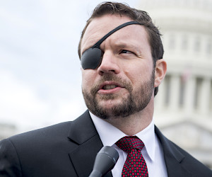 Steady, young Conservative presence: Dan Crenshaw