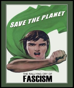"""Saving The Planet,"" ""Democratic Socialism""….Nice names for totalitarianism."