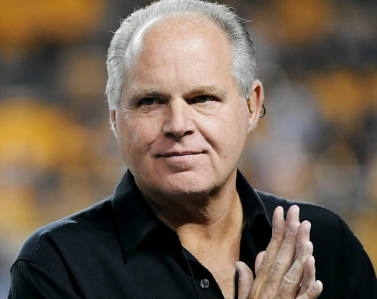 Rush Limbaugh, American.