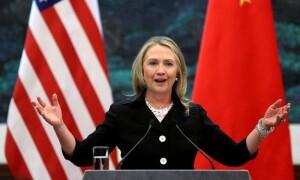Clintons & China