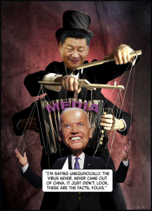 china-puppeteer biden