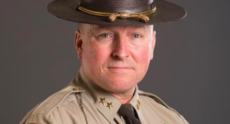 """This is not Nazi Germany or the Soviet Union…"" Sheriff Scott Nichols."