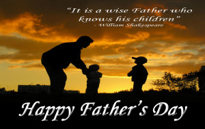 In Praise (and In Search) Of Fathers