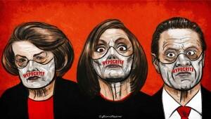 mask hypocrites