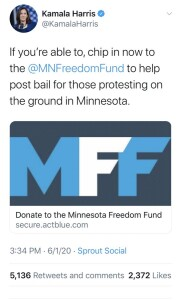 BLM bail support