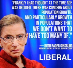 Race-Ruth-Bader-Ginsburg-approves-eugenics-abortion