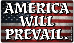 America will prevail