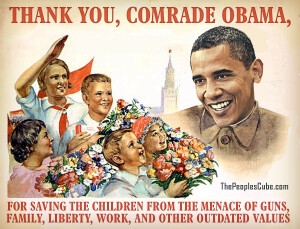 As we veer toward Obama III, our undying gratitude for Transformation!