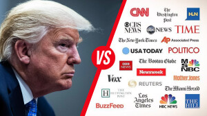 Trump vs. media