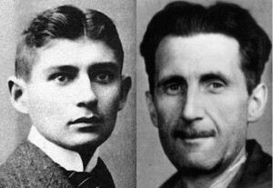 Kafka and Orwell wrapped up in one.