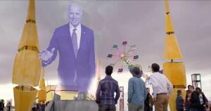 Biden-Hologram